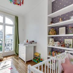 Chambre d enfant id es inspiration photos homify for Modele chambre garcon 6 ans