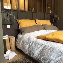 Suite parentale: Chambre de style de style eclectique par Concept Home Setting