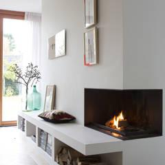 Huiskamer idee n inspiratie homify - Afbeelding eigentijdse woonkamer ...