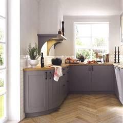 Landelijke keuken idee n en inspiratie homify - Deco wijnkelder ...