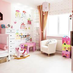 Skandinavische kinderzimmer ideen homify - Stylische babyzimmer ...