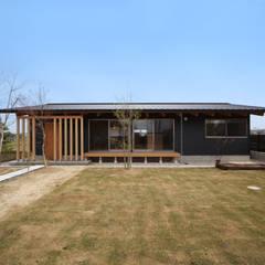 外観: 青木昌則建築研究所が手掛けたtranslation missing: jp.style.家.asian家です。