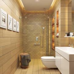 ARTHUR&MILLER - Novo Maison Bodrum: modern tarz Banyo