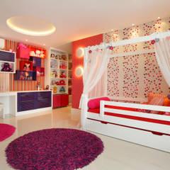 Dormitorios infantiles de estilo moderno por Arquitetura e Interior