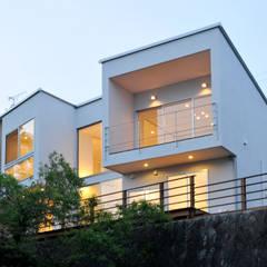 ディアーキテクト設計事務所의 translation missing: kr.style.주택.modern 주택