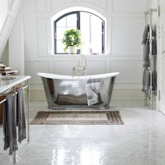 Drummonds Case Study: European Retreat, Denmark: scandinavian Bathroom by Drummonds