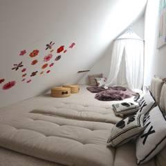Kinderzimmer einrichtung ideen homify - Kinderzimmer spitzboden ...