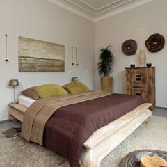 ausgefallene schlafzimmer ideen inspiration homify. Black Bedroom Furniture Sets. Home Design Ideas