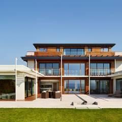 Casas de estilo moderno por Sapphire Spaces