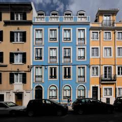 Casas modernas por RRJ Arquitectos