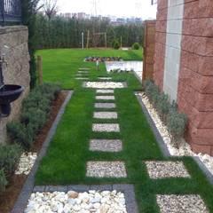 GREENLİNE PEYZAJ - www.greenlinepeyzaj.com: modern tarz Bahçe