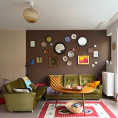 Einrichten mit Vintage - Mein eigenes Zuhause: ausgefallene Wohnzimmer ...