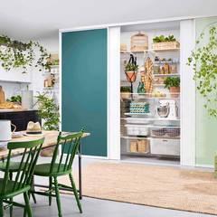 Das Auge isst mit!: moderne Küche von Elfa Deutschland GmbH