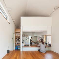 홍제동 개미마을 주택 프로젝트: OBBA 의 translation missing: kr.style.거실.modern 거실