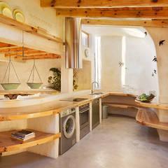 A JOIA d´AZOIA: Cozinhas campestres por pedro quintela studio