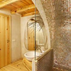 A JOIA d´AZOIA: Casas de banho campestres por pedro quintela studio