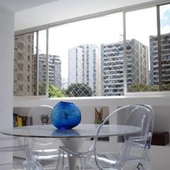 7: Comedores de estilo minimalista por RRA Arquitectura