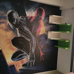 kids room: modern Bedroom by Alaya D'decor