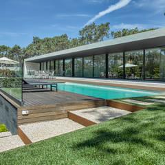 AM 2014 - Fão: Habitações translation missing: pt.style.habitações.moderno por INAIN® interiordesign