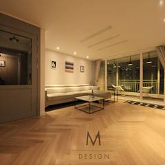 ​거실 : 디자인 멜로 (design mellow)의 translation missing: kr.style.거실.modern 거실