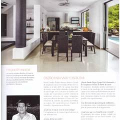 Casa Salazar: Comedores de estilo clásico por Camilo Pulido Arquitectos