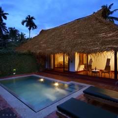 Hotels & Resorts: rustic Pool by Prabu Shankar Photography