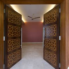 Bangalore Villas: modern Windows & doors by Spaces and Design