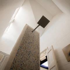 Habitación Principal: Baños de estilo moderno por SDHR Arquitectura