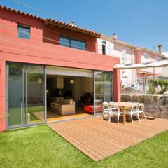 Casa Garcia de Horta: Jardins modernos por Telmo Ferreira Photography