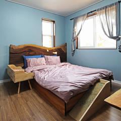 침실 디자인 아이디어 & 영감  homify