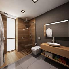 Banyo fikir pu lar homify for 30 m2 salon dekorasyonu