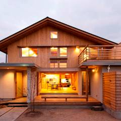 そ~ら~の家: AMI ENVIRONMENT DESIGN/アミ環境デザインが手掛けたtranslation missing: jp.style.家.asian家です。
