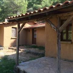 Eco House Turkey Saman - Kerpic Ev - Saman - Kerpic Ev: modern tarz Evler