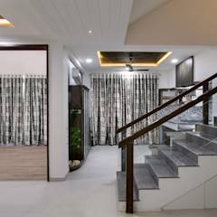 Ground Floor Lounge: modern Living room by KREATIVE HOUSE