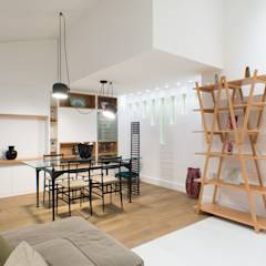 Sala da pranzo ispirazione e design homify for Cucinino e sala da pranzo
