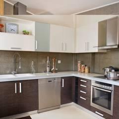 Cocina 4: Cocinas de estilo moderno por COCINAS FEDGO