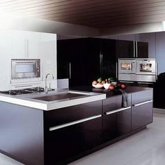 Cocina 10: Cocinas de estilo moderno por COCINAS FEDGO