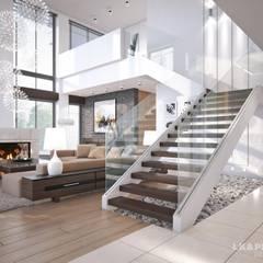 Traumwohnzimmer: moderne Wohnzimmer von LK&Projekt GmbH