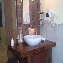 asiatische badezimmer ideen inspiration homify. Black Bedroom Furniture Sets. Home Design Ideas