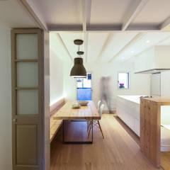 Comedor / cocina : Comedores de estilo escandinavo de Aina Deyà _ architecture & design