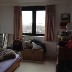BEFORE: modern Bedroom by Bhavin Taylor Design