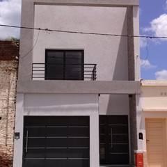 Casa Butteri: Casas de estilo moderno por Patricio Galland Arquitectura