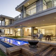 Residence Naidoo: modern Pool by FRANCOIS MARAIS ARCHITECTS