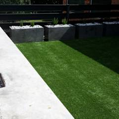 Lynnwood new outdoor space: modern Garden by Gorgeous Gardens