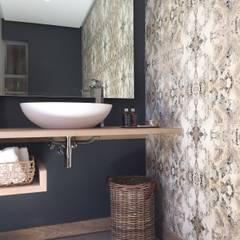 Simbithi Eco Estate: modern Bathroom by Margaret Berichon Design