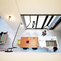 집의 중심, 주방: 주택설계전문 디자인그룹 홈스타일토토의 translation missing: kr.style.주방.modern 주방