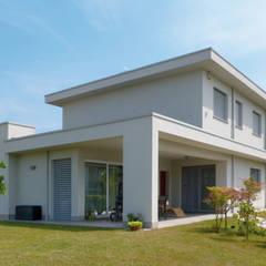 Case ispirazione e design homify for Prospetti ville moderne