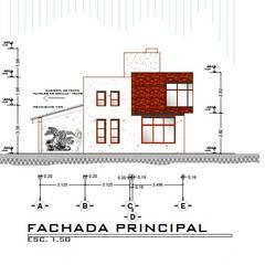 Casa LOBO: Casas de estilo moderno por Arquitecto Eduardo Carrasquero