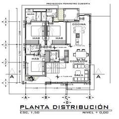 Casa LOBO: Comedores de estilo moderno por Arquitecto Eduardo Carrasquero