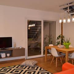 Sala da pranzo ispirazione e design homify for Stanza da pranzo moderna